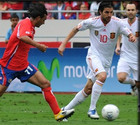 Коста-Рика - Испания - 2:2. Вилья спасает честь