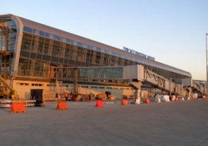 Львовский терминал готов на 80%