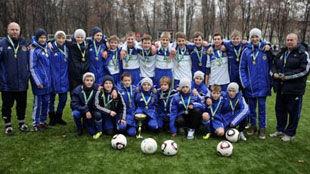 Динамо (U-14): есть трофей!