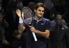 Итоговый турнир АТР. Роджер Федерер выигрывает свою группу