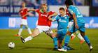Зенит обыгрывает Локомотив и уходит лидером на перерыв