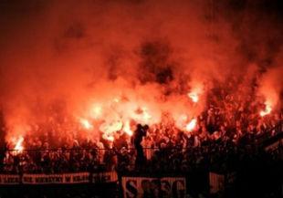 УЕФА беспокоит футбольное хулиганство в Польше