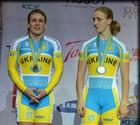 Первые награды сборной Украины на Кубке мира по велотреку