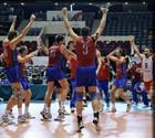 Российские волейболисты выиграли Кубок мира