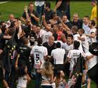 Коринтианс стал чемпионом Бразилии