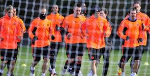Жозе Босингва пропустил тренировку Челси