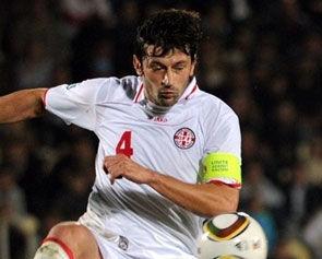 Федерация футбола Грузии отреагировала на заявление Каладзе
