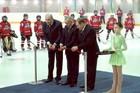 У Донецьку відкрили нову льодову арену