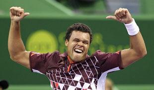 ATP Доха. Цонга стал первым полуфиналистом турнира