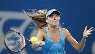 WTA Брисбен. Ким Клийстерс снялась с матча против Хантуковой