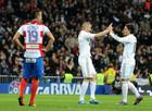 Реал разбивает Гранаду