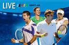 Australian Open. День первый.