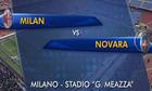 Кубок Италии. Милан - Новара - 2:1