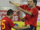 Испания – Латвия – 6:1