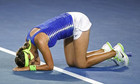 Виктория Азаренко выигрывает Australian Open-2012