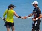 Маттек-Сэндс и Текэу выиграли Australian Open в миксте