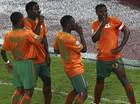 Экваториальная Гвинея и Замбия разыграли первое место