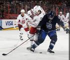 НХЛ. Матч всех звёзд: статистика + ВИДЕО