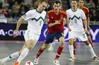 Группа В. Испания - Словения - 4:2 + ВИДЕО