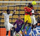 КАН-2012. Гана и Гвинея разошлись миром + ВИДЕО
