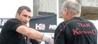 Четыре спарринг-партнера для Кличко