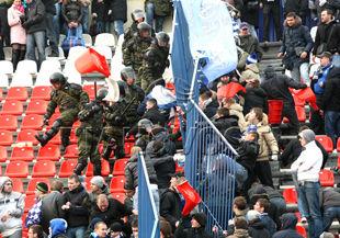 В Нижнем Новгороде не готовы к матчам Премьер-лиги?