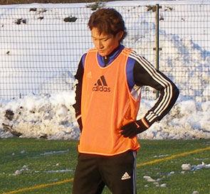 Говерла-Закарпатье подписала японского футболиста + ВИДЕО