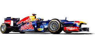 Red Bull показал наследника Чемпионов (ВИДЕО)