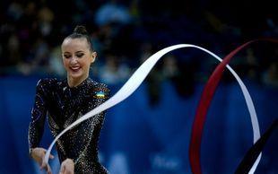 Где будут выступать украинские гимнастки в 2012 году?