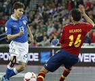ЧЕ-2012. 1/2 финала. Испания - Италия - 1:0 + ВИДЕО
