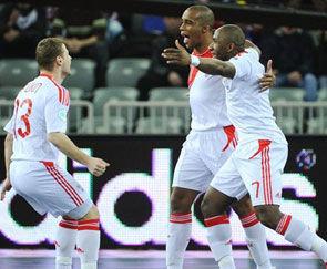 ЧЕ-2012. 1/2 финала. Хорватия - Россия - 2:4 + ВИДЕО