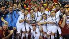 ЧЕ-2012. Финал. Россия - Испания - 1:3 (ОТ) + ВИДЕО