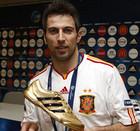 Хорди Торрас стал обладателем Золотой бутсы ЧЕ-2012