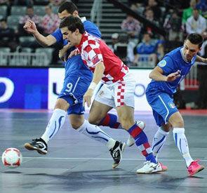 Матч за 3-е место. Хорватия - Италия - 1:3 + ВИДЕО