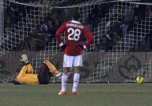 Волевая победа Милана над Удинезе + ВИДЕО
