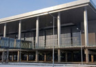 Донецкий терминал протестировали во второй раз