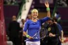 Азаренко - в полуфинале турнира в Дохе