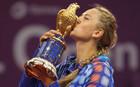 Виктория Азаренко выигрывает турнир в Дохе