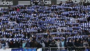 На стадионе Динамо обошлось без беспредела
