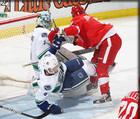 НХЛ. Ванкувер прервал суперсерию Детройта