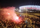 Полиция Польши «закручивает гайки» фанам-хулиганам