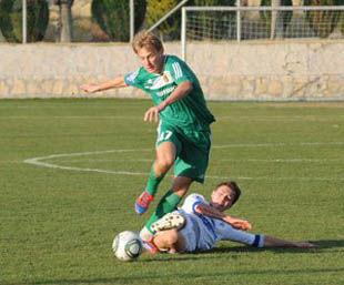 Роман БЕЗУС: «Постараемся показать качественный футбол»