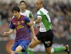 Расинг - Барселона - 0:2 + ВИДЕО