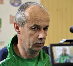 Юрий БАХОВСКИЙ: « Хорошо, что удалось быстро забить 4 мяча»
