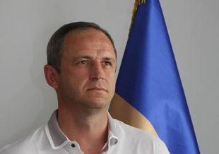 Александр Рябоконь - главный тренер Десны