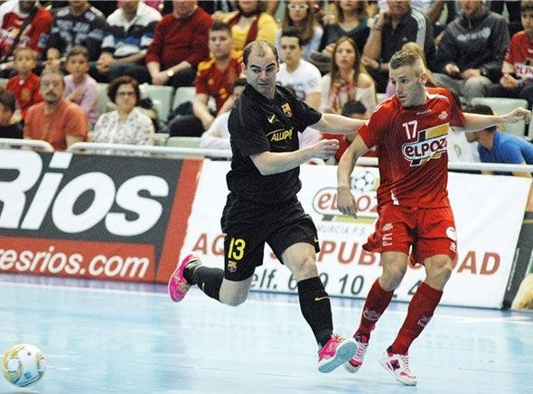 Барселона и Эль Посо не смогли сломать равновесие + ВИДЕО