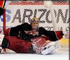 НХЛ. Звезда за второй подряд шатаут