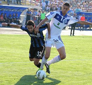 Динамо - Черноморец - 3:1 + ВИДЕО