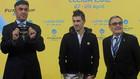 Давид Вилья выбирает для Барселоны Спортинг