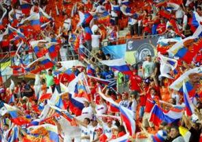 Россияне на матчах Евро вооружатся биноклями и ноутбуками
